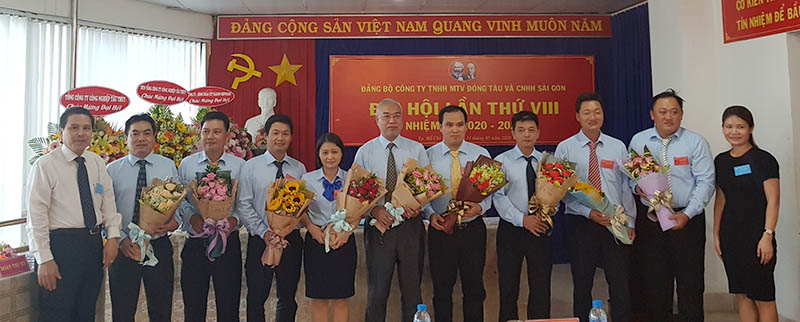 Công ty TNHH MTV Đóng tàu và Công nghiệp hàng hải Sài Gòn: Thực hiện thắng lợi Nghị quyết Đảng bộ Công ty