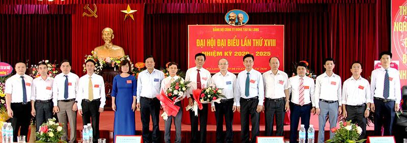 Đảng bộ Công ty TNHH MTV Đóng tàu Hạ Long: Phát huy truyền thống đoàn kết, sáng tạo