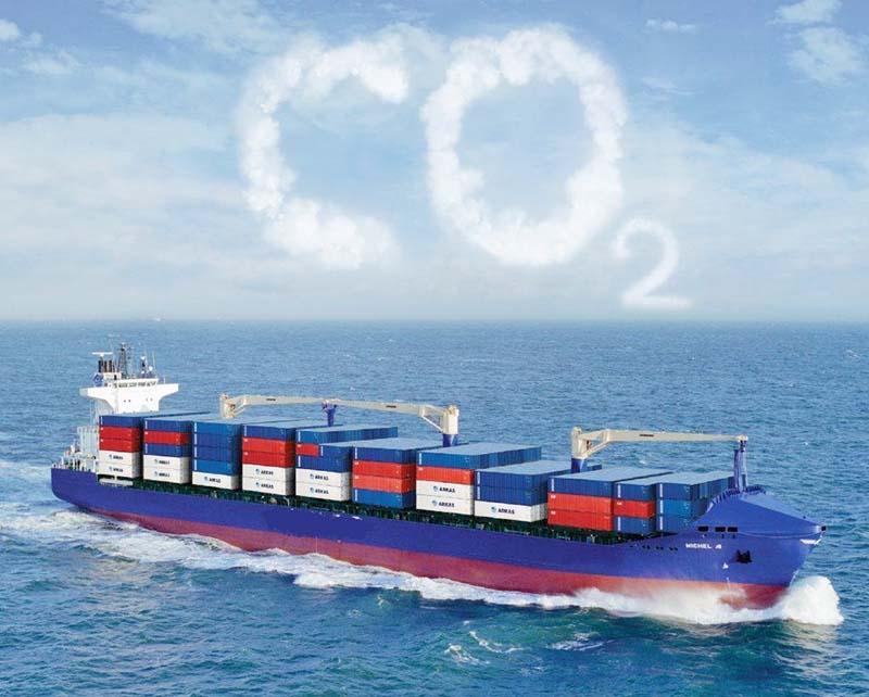 Quy định mới của IMO về giảm phát thải các bon từ tàu biển hiện có