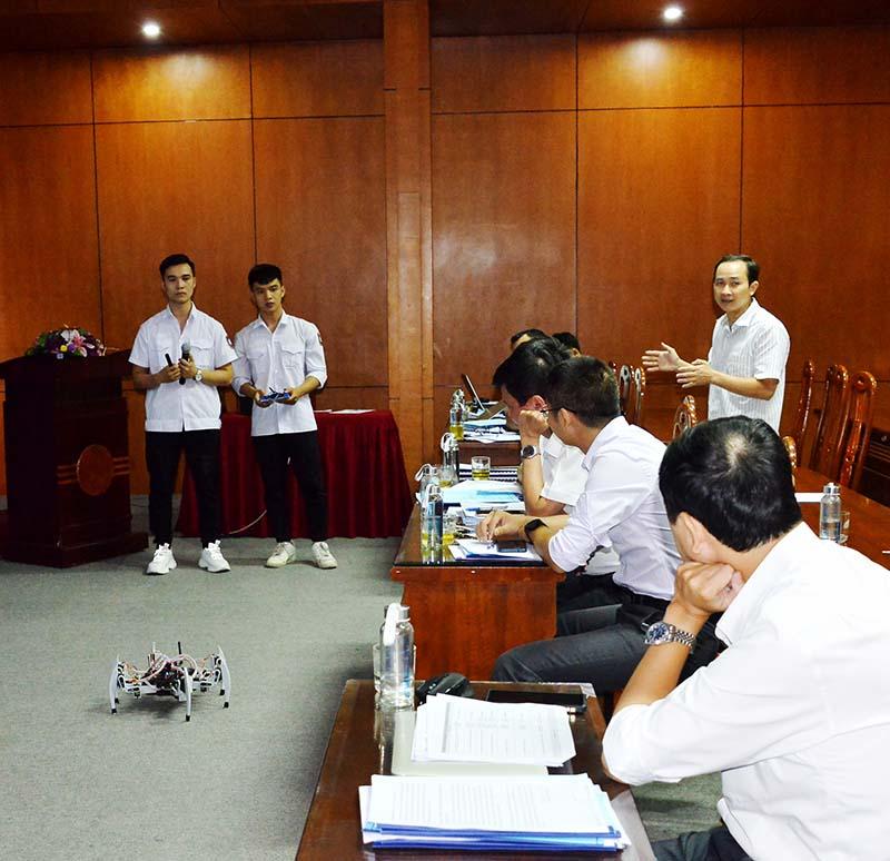 Trường Đại học Hàng hải Việt Nam: Hội nghị nghiên cứu khoa học sinh viên cấp Trường năm học 2019-2020