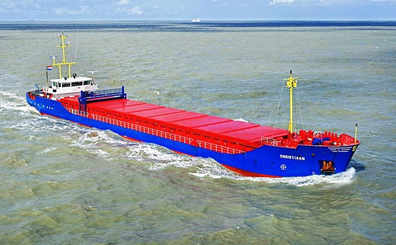 Công ty Đóng tàu Hồng Hà hội nhập quốc tế