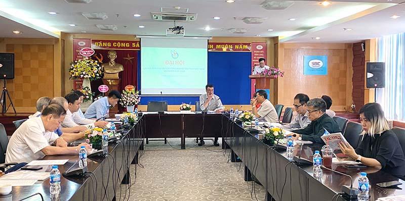 Đại hội Chi hội Nhà báo Tạp chí Công nghiệp tàu thủy Việt Nam nhiệm kỳ 2020 – 2023