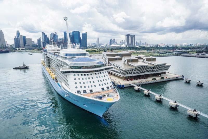 Quantum of the Seas: Du thuyền 5 sao hiện đại nhất thế giới