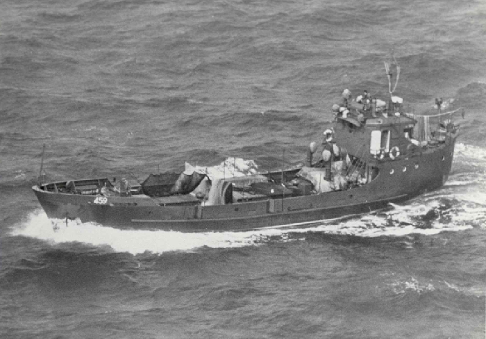 Chuyện của những người thiết kế tàu không số 100 tấn anh hùng