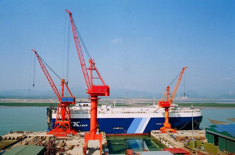 Tổng quan về ngành đóng tàu Việt Nam