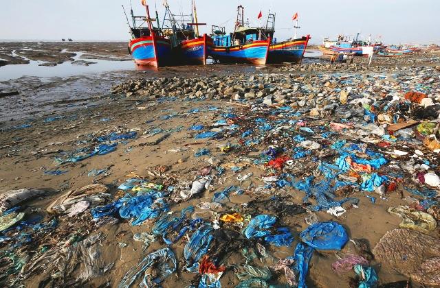 Nghiên cứu đề xuất bổ sung tiêu chí nguy cơ rủi ro ô nhiễm môi trường trong Thông tư 26/2016/TT-BTNMT áp dụng cho các vùng biển có hoạt động hàng hải