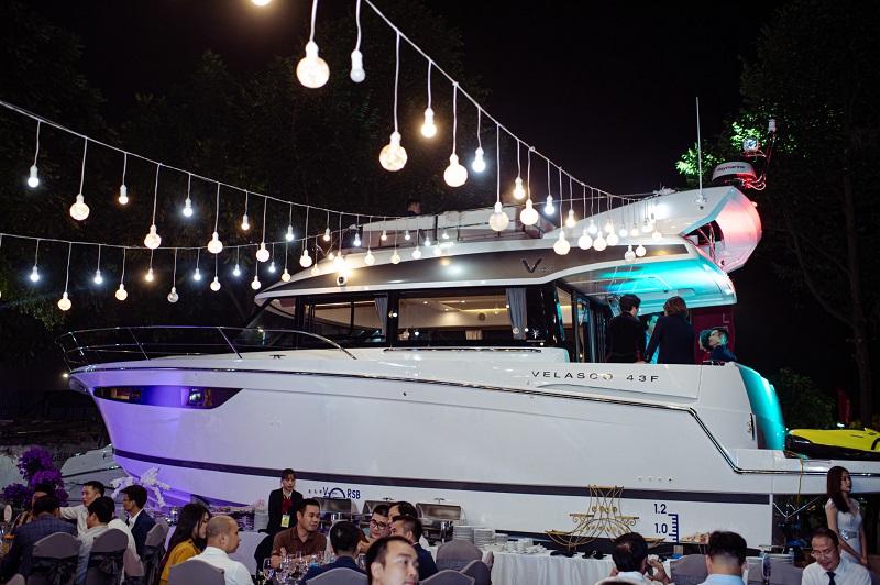 Vietyacht khai trương Showroom du thuyền đầu tiên tại Việt Nam