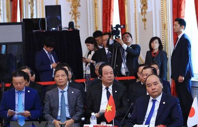 Việt nam coi trọng cơ chế sông MêKong Nhật Bản