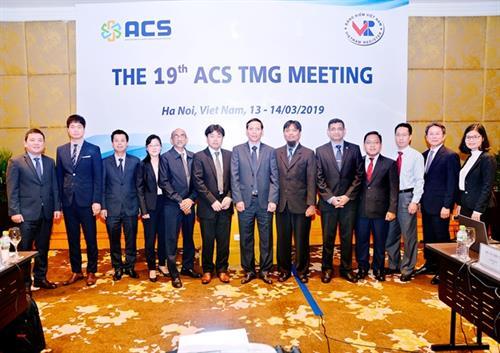 Hội nghị lần thứ 19 Nhóm Quản lý kỹ thuật Hiệp hội các tổ chức Đăng kiểm châu Á