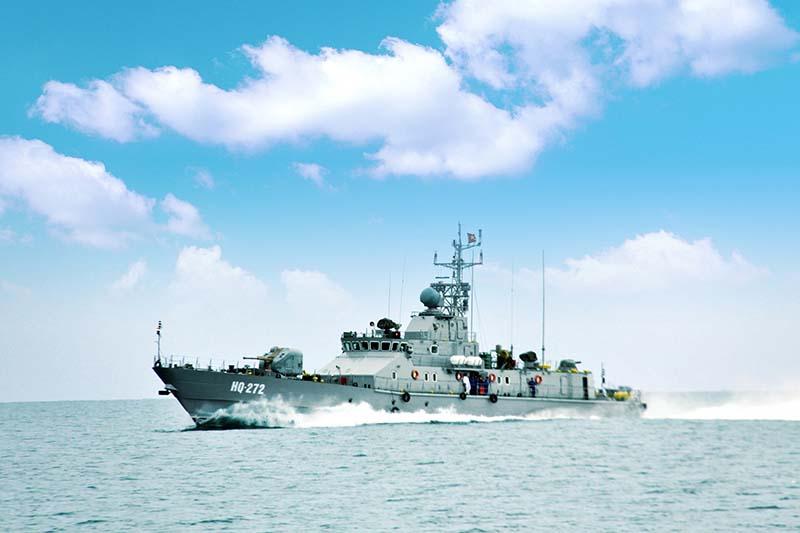 Đóng tàu Hồng Hà: Đơn vị Anh hùng với nét đẹp ân tình