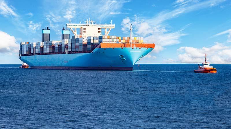 Dự báo cước vận tải đường biển tiếp tục duy trì các kỷ lục trong năm 2022