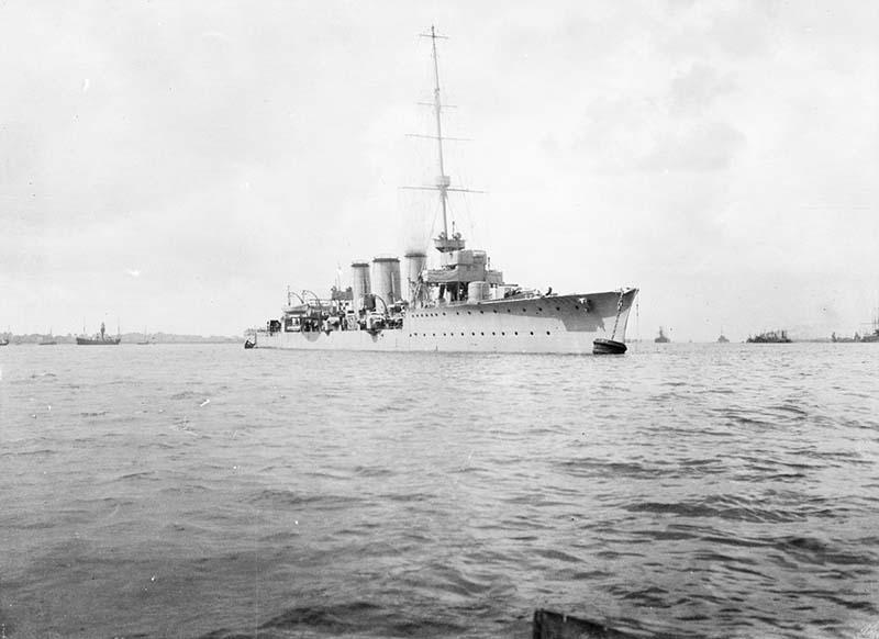 Rạng Đông – Chiến hạm gắn với cuộc Cách mạng Tháng 10 Nga vĩ đại