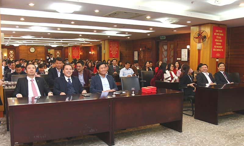 SBIC khai xuân Tân Sửu: Nhiều điểm mừng trong công tác chăm lo đời sống người lao động